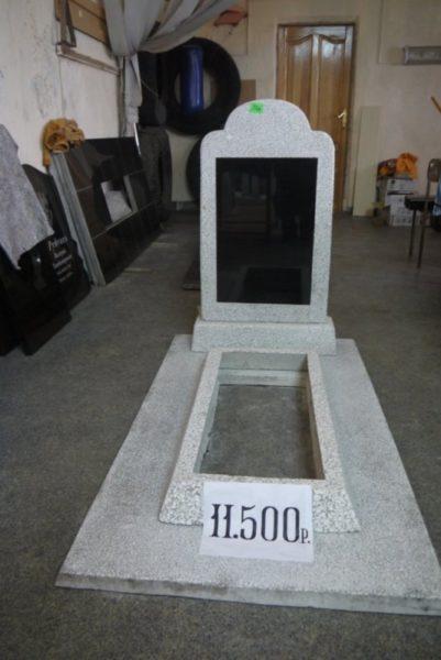 памятник из мраморной крошки - модель №4