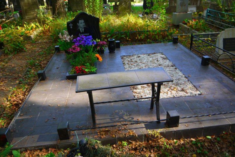 подиум на могиле фото 4