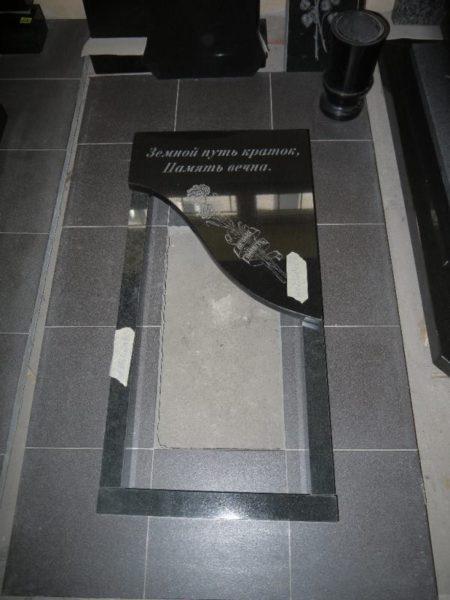Надгробие открытого типа Модель 6