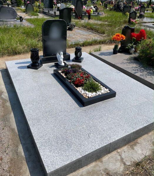 открытое надгробие