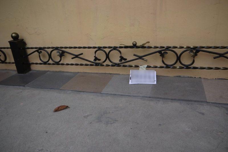 сварная металлическая оградка 3